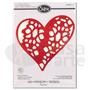 Faca De Corte Sizzix Doily, Laced With Love - 658911
