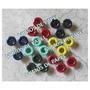 200 Ilhoses Círculos Color Alt 6mm