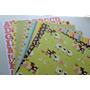 Kit De Papéis Para Scrapbook 30x30 Motivo Animais Da Fazenda