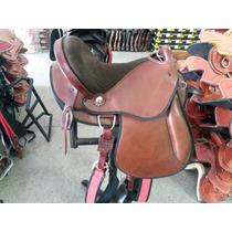 Sela Australiana Hipica Completa - Caramelho - Cavalo