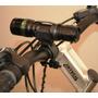 Suporte Para Lanterna Gira 360º Universal De Bike Bicicleta