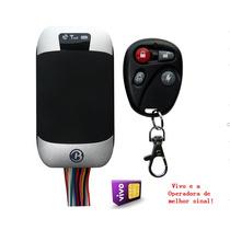 Rastreador Gps/bloqueador/alarme Tk-303g Moto Carro Caminhão