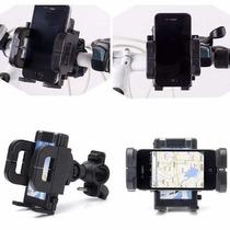 Suporte Guidão Moto Bike Bicicleta Gps Celular Smartphone