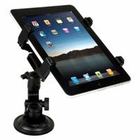 Suporte Veicular Tablet Ipad Gps Tv Com Ventosa Universal