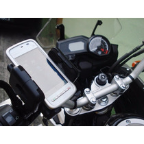 Suporte Gps Pra Moto Bike Universal Celular Iphone Samsung