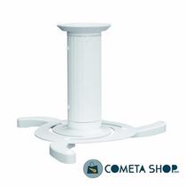Suporte De Teto Para Projetor Spin170 Branco - Elg