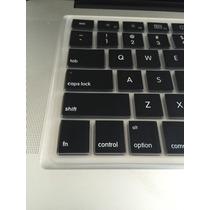 Capa Teclado Silicone - Macbook Pro