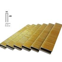 Grampo 90/35 Para Grampeador Pneumático- Caixa C/ 1000 Peças