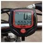Odômetro De Lcd Para Bike Com 14 Funções....