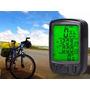 Marcador De Velocidade Bike Bicicleta 24 Funções Barato