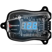 Voltímetro Taramps Digital Vtr-1200 Remote Protege Som Carro