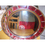 Bandeja Centro Mesa Cm 35cm Um Espelho D Inox