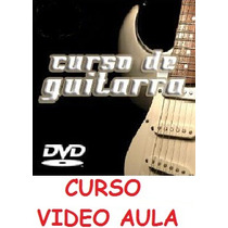 Guitarra! Aulas De Guitarra Em 2 Dvds! Pague Mercado Pago
