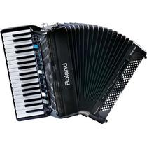 Acordeon Roland Fr3x Bk Midi - Loja Bolero Music !!