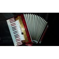Acordeon Scandalli Italiana 120 Baixos Musicalbras 11