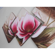 Super Promoção Dia Das Mães,tela Quadro Decorativo De Flores