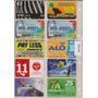 Cartões Telefônicos - Pré Pagos - Lote Com 10 Cartões.usados
