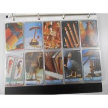 Cartões Telefônicos Usados Serie Acervo Goiano
