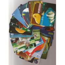 Ponto Do Cartão Lote De Cartões Mil Estampas Diferentes