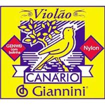 Corda De Nylon Genwb Para Violão 6ª Corda Giannini