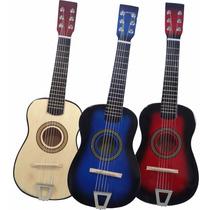 Mini Violão Infantil Acústico C/ Cordas De Nylon Iniciantes