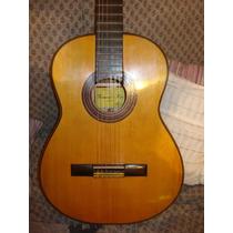 Violão Antigo Do Luthier Argentino Fernandez Hnos