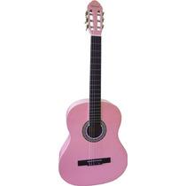 Frete Grátis - Thomaz Tcg-200 Rosa Violão Clássico Nylon