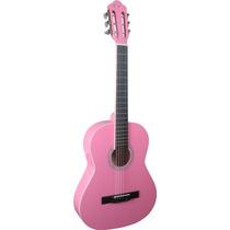 Frete Grátis - Thomaz Tcg-360 A Violão Aço Infantil Rosa