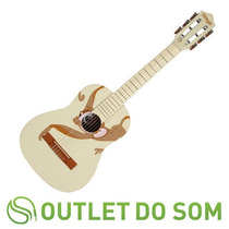 Violão Acústico Infantil (1/4) Escala Maple Stagg C505monkey