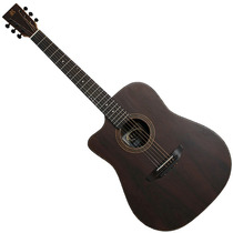 Violão Elétrico Folk Rozini Brasil Rx315at Ct Lp Lh Canhoto