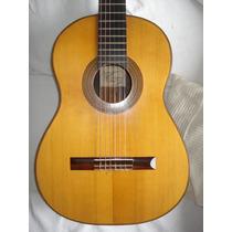 Violão Luthier Mario Jorge Passos De 1990 Raridade (hauser)