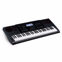 Teclado Musical Casio Ctk 6200 61 Teclas+fonte (yamaha Korg)