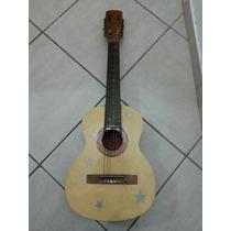 Violão Tonante 3/4 Antigo - Forma D Entrega Mercado Envios