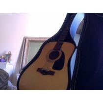 Violao Fender 12 Cordas, Unico Dono A Vista R$850 Otimo Som