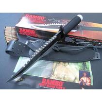 Faca Rambo First Blood Part 2 Original Certificado E Série