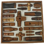 Apitos Profissionais Aves Silvestres Coleção Completa Luxo