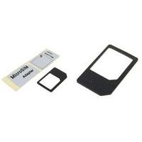 Adaptador Para Apple Micro Sim Card Iphone 4 Ipad