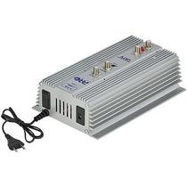 Amplificador De Potência 35db Antena Coletiva Pqap6350 Pro