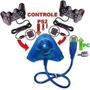 Adaptador Conversor Usb P/ 2 Controles Play 2