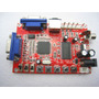 Placa Conversora Vga P/ Monitor Fliperama - S-video - A/v
