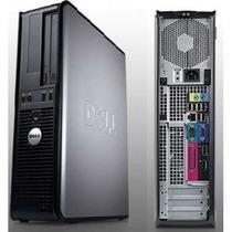 Pc Dell 780 Optiplex E8400 4gb Hd 160 + Monitor 17 E Teclado