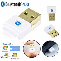 Adaptador Bluetooth 4.0 Windows 10 8 7 Controle Ps3 Ps4 Xbox