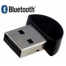 Mini Adaptador Usb Bluetooth Compacto 2.0 Conexão Wireless
