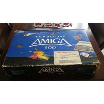 Amiga Commodore , Computador A500 Original Na Caixa Completo
