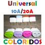 Adaptador P/ Tomadas Antigo/nova Universal 10 E 20a 110/220v