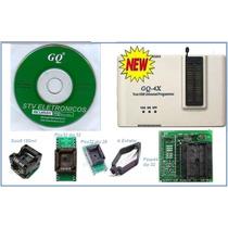 Kit Gq-4x Eprom Soic8 150 Psop44 Plcc32/32 Plcc32/28 Ic Ext