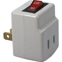 Plug Interruptor Tomada 110v Evite Puxar Fios Env / Gratis