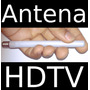 Kit 2 Antenas Hdtv Uhf Hd Digital Mini 5db Externa Interna