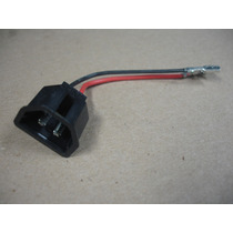 Plug Chicote Conector Para Alto Falante Peugeot 307