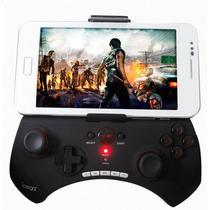 Controle Ipega Pg 9025 Smartphone Tablet Android Ios Preto
